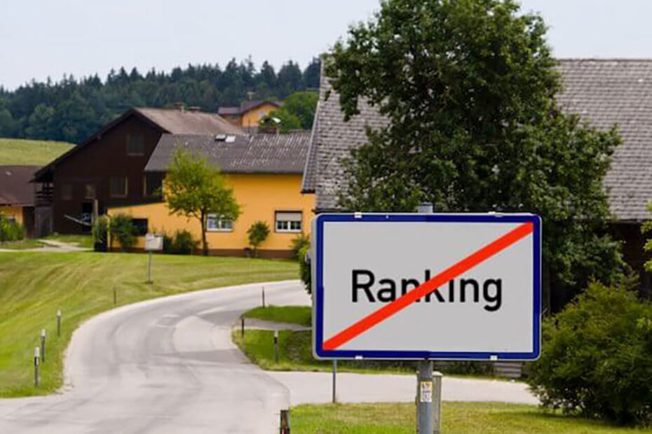 Ranking SEO Thesen